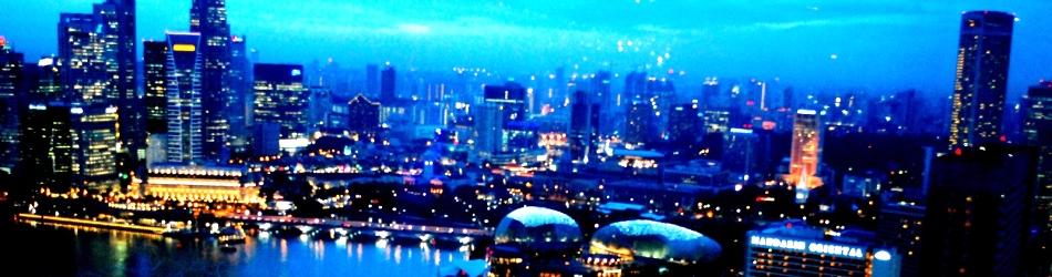 シティ、シンガポール
